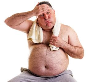Übergewicht vermeiden